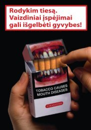 parsisiųsti - Narkotikų, tabako ir alkoholio kontrolės departamentas