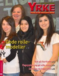 Gode rolle- modellers. 30 - Utdanningsforbundet