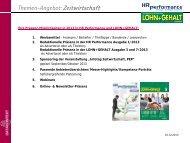 Themen-Angebot: Zeitwirtschaft - DATAKONTEXT