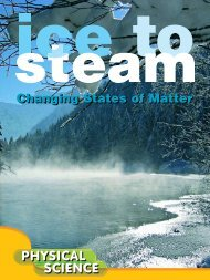 Ice to steam - Rourke Publishing eBook Delivery System