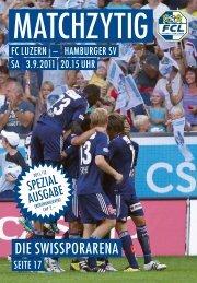 Händ ufe, Muul uf! Hol der jetzt s'offizielle FC Lozärn ... - FC Luzern