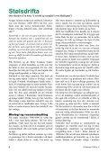 NORDISK BYGD - Nordisk Kulturlandskapsforbund - Page 6