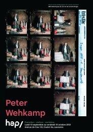 Peter Wehkamp - HEP Vaud