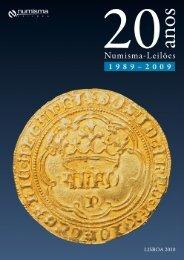 20 anos - Numisma Leilões