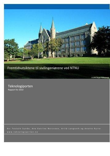 Undersøkelsen - Teknologiporten