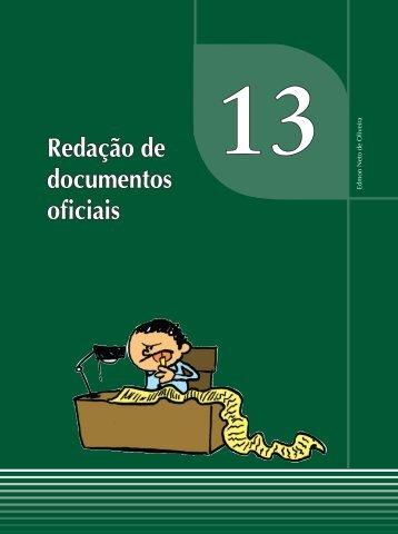 Redação de documentos oficiais - cjtmidia.com