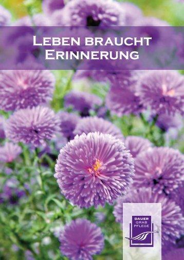 Download Prospekt Dauergrabpflege - Gesellschaft für ...