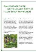 Download Prospekt Dauergrabpflege - Gesellschaft für ... - Seite 4