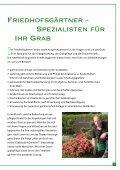 Download Prospekt Dauergrabpflege - Gesellschaft für ... - Seite 7