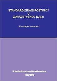 Standardizirani postupci u zdravstvenoj njezi - Hrvatska komora ...