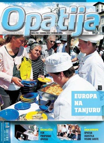 EUROPA NA TANJURU - Opatija.net