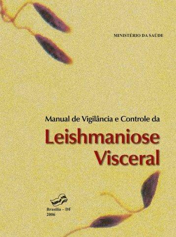 Manual de Vigilância e Controle da Leishmaniose Visceral