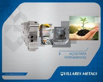 AÇOS PARA FERRAMENTAS - Villares Metals