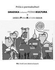 Priča o permakulturi GRADSKA (urbana ... - Pika i prijatelji