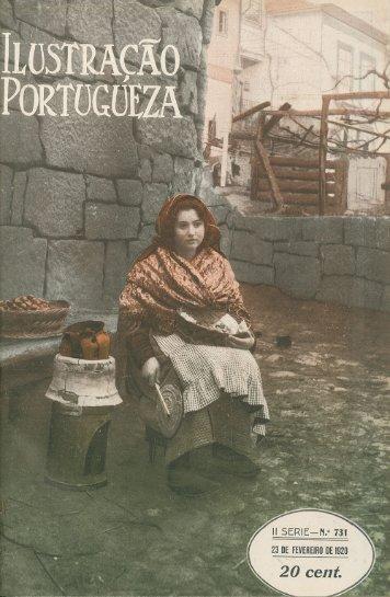 Ilustração Portuguesa, n.º 731, 1920 - Hemeroteca Digital