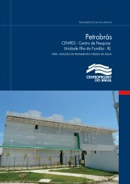 Petrobrás - centroprojekt brasil