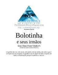 Bolotinha e Seus Irmãos ePamphlet em .pdf - Ordo Svmmvm Bonvm