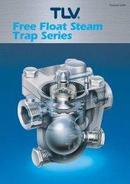 Free Float Steam Trap Series - STC Suteco