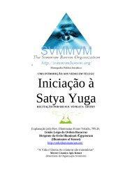 Iniciação à Satya Yuga