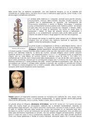 La medicina in Grecia e Roma antica