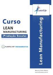 O que é Lean Manufacturing? - FUNPEC-Treinamentos