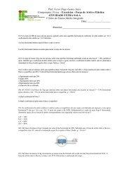 Prof. Victor Hugo Gomes Sales Componente: Física ... - IFTO