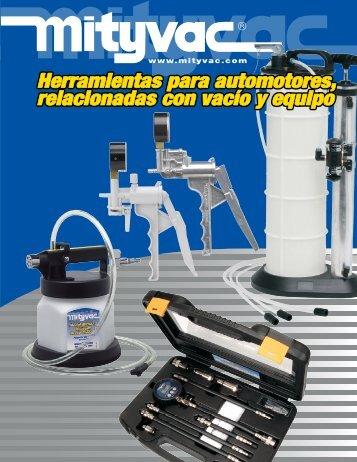 Mityvac - Spanish - Lincoln Industrial