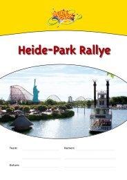 Heide-Park Rallye