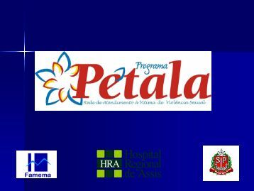 programa pétala - Hospital Regional de Assis