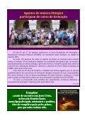 Informativo Diocesano Semanal - Diocese de Erexim - Page 7