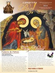 Palavra do Paroco - Franciscanos.org.br