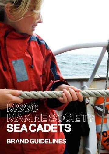 SC and RMC Brand Guidelines - The Sea Cadets