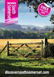 download and print a PDF (5mb) copy - Discover South Somerset