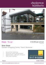 Property brochure - Chesterton Humberts