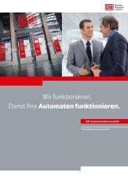 PDF herunterladen - DB Kommunikationstechnik