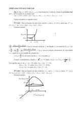 DERIVADAS TOTAIS E PARCIAIS Def. 1: Seja w = f(P) = f ... - PUCPR
