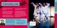 Foundation Degree in Performance (Acting) - Leicester College
