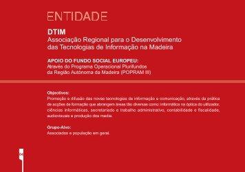 PDF (1.441 KB) - Instituto de Gestão do Fundo Social Europeu