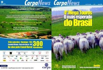 Carpa News n. 7 (01-08-2008) - Carpa Serrana