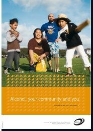 Alcohol, your community and you - Alcohol Advisory Council of New ...