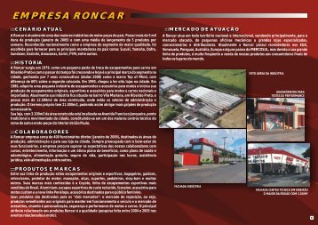 EMPRESA RONCAR - Motopartsvirtual.com.br