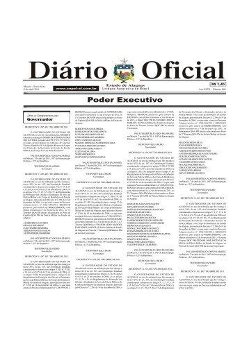 Maceió - Sexta-feira 8 de abril 2011 Ano XCIX - Número 066
