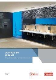 Lavabos en Miranit