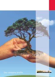 Our company profile. - Ecobuild