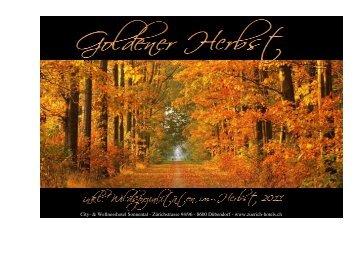 Speisekarte Querformat Herbst11