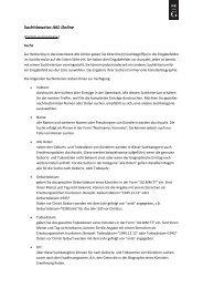 Suchhinweise AKL Online - Walter de Gruyter