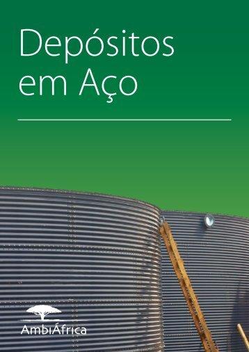 Montagem do Depósito - Ambiafrica.com