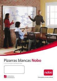 Pizarras blancas Nobo - Net