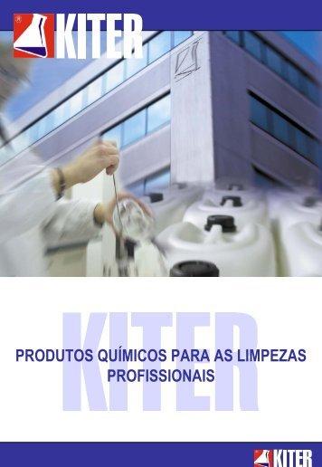 produtos químicos para as limpezas profissionais - Atlanlusi