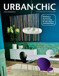 Mobiliario y decoración para un estilo de vida urbano y ...